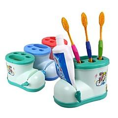 Tandenborstelhouders Douche Kunststof Multifunctioneel / Milieuvriendelijk / Geschenk