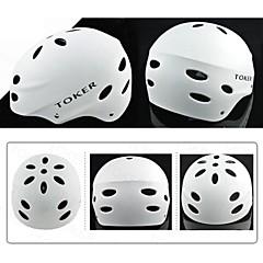 capacetes de ciclismo tk ™ ce en1078 / CPSC / UKAS fibra certificação capacetes protetores patinação skate boarding bicicleta