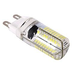 g9 4W 80 smd 3014 400 lm warm wit / koel wit dimbare led corn lights AC110V / 220v