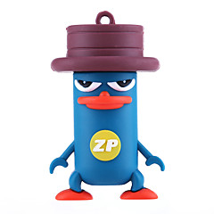 zp cartoon vogelbekdier karakter 16gb usb flash drive