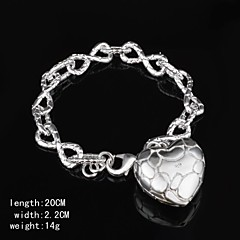 Stylish Silver Women's Bracelet