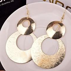 Žene Viseće naušnice Više slojeva Personalized Europska kostim nakit Legura Jewelry Jewelry Za Party Dnevno Kauzalni