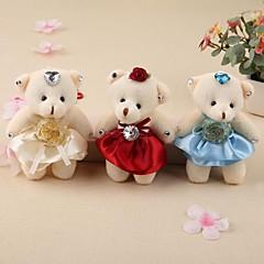 כלה חתן שושבינה שושבין חתן נערת פרחים נושא טבעת זוג הורים תינוק וילדים מתנות חתיכה / סט מתנה יצירתית אוהביםחתונה יומהולדת תינוק חדש חנוכת