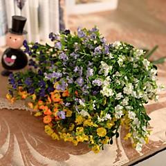 """12.6 """"l Satz 1 5 Gliedern Schleierkraut Seidentuch Blumen"""