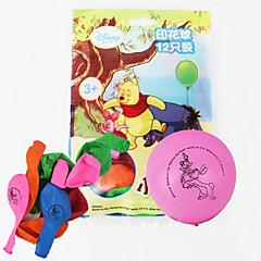 Disney Winnie Puuh ballons 12pcs / bag