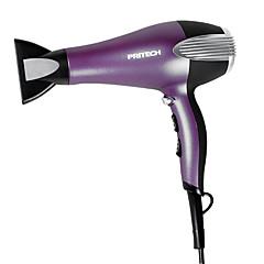 nova marca pritech grande profissional cabeleireiro potência do motor ac secador de cabelo elétrico para uso doméstico salão de beleza