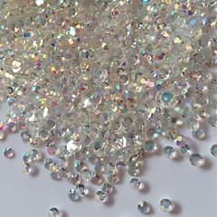 Nail Jewelry - Abstrakti - Sormi/Varvas - Akryyli - 7X5X0.2 - 300