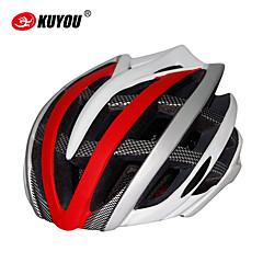 קסדה - יוניסקס - קסדה מלאה/הר/כביש/ספורט - רכיבה על אופניים/רכיבה על אופני הרים/רכיבה בכביש/רכיבת פנאי ( צהוב/לבן/ירוק/אדום/שחור/כחול/סגול