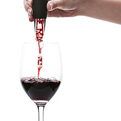 Acrylweinbelüftungsanlage Ausgießer Flasche Dekanter Ausgießer Belüftungs