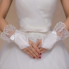 Wrist Length Wedding/Party Glove