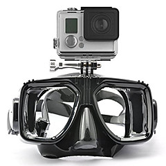 Gopro Accessories Goggles / Diving Masks / Mount/HolderFor-Action Camera,Gopro Hero1 / Gopro Hero 2 / Gopro Hero 3 / Gopro Hero 3+ /