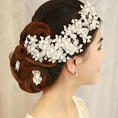 נשים דמוי פנינה כיסוי ראש-חתונה / אירוע מיוחד פרחים חלק 1