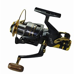 Molinetes de Pesca Molinetes de Isco de Carpa 5.2:1 10 Rolamentos TrocávelPesca de Mar / Rotação / Pesca de Água Doce / Pesca de Carpa /