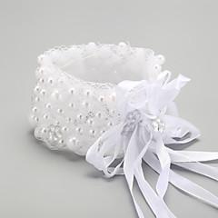 Bracciali Da bambino / Per donna Filo / Braccialetti Rotondi Perle finte Perle finte