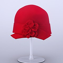 Women's Wool Headpiece-Wedding / Special Occasion / Casual / Office & Career / Outdoor Hats 1 Piece