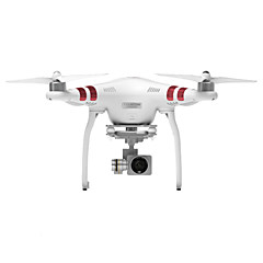 DJI® Phantom 3 Standard 2.4 GHz Drone Quadcopter (complete with gimbal and camera, continuous flight 25 min)