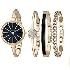 Stål-Quartz-Armbåndsur- tilDame