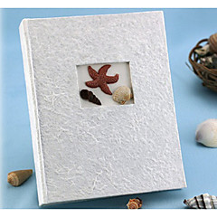Seaside Beach Photo Album Wedding Favors, marriage presents