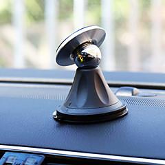 Telefoonhouder standaard Automatisch Windscherm Magnetisch / 360° rotatie Metaal for Mobiele telefoon
