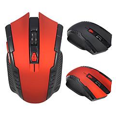 mini 2.4GHz 2400 dpi säädeltävä painiketta langaton optinen hiiri hiirillä USB 2.0 vastaanotin PC Laptop työpöydälle