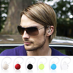 6 Colors Mini Wireless Bluetooth Headset with Mic InEar Style Earphone for Iphone Samsung Mobile Phone Tablet PC