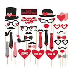 Karton Ceremony Decoratie-27Stuk/Set Valentijnsdag / Verloving / Bruiloft