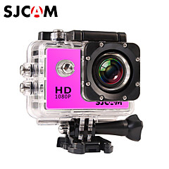 SJCAM SJ4000 Sports Action Camera 12MP 4000 x 3000 LCD / Waterproof / Multi-function / Wide Angle 30fps 4x 2 CMOS 32 GB H.264Single Shot