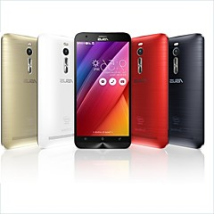ASUS® ZenFone2 RAM 4GB + ROM 16GB Android 5.0 Smartphone With 5.5'' FHD Screen, 13Mp Back Camera, Qcta Core, Dual SIM