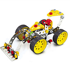 Puzzles Puzzles 3D Puzzles en Métal Blocs de Construction Jouets DIY  Automatique 146 Métal