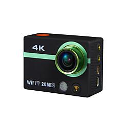 OEM AT300+ מצלמה בסגנון / מצלמת פעולה 12MP 640 x 480 / 4608 x 3456 / 1920 x 1080 / 4032 x 3024WIFI / 4K / עמיד במים / הכל באחד / נוח /