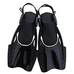 Fins de Mergulho Pala Curta Mergulho e Snorkeling Natação Silicone