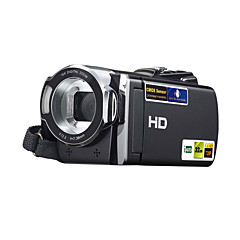 DV Camera HDV-614P 3 Million CMOS Pixels 2.7 Inch 270°Rotation TFT Display 16x Zoom Support SD Card