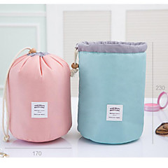 Luxury Portable Cosmetic Beauty Makeup Hand Case Bag  Cosmetic Bag  Storage bag Roll Up Bathroom Organizer