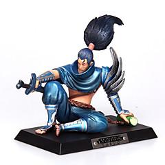 Liga der Legenden Yasuo die unforgiven12cm anime pvc Action-Figuren Spielzeug-Modellpuppe