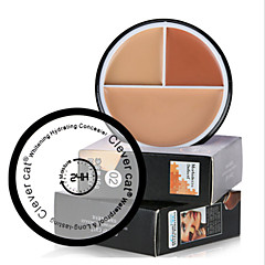 3 Corretivo/Contour Molhado Creme Corretivo / Tratamento de Olheiras / Anti-Acne / Sardas / Anti-Rugas Olhos / Rosto / Lábios / Others