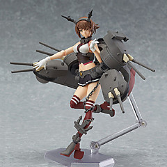Anime Akcijske figure Inspirirana Kantai Collection Cosplay 15 CM Model Igračke Doll igračkama