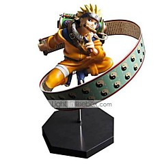 Naruto Naruto Uzumaki 23CM Anime Action Figurer Modell Leker Doll Toy