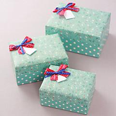 Geschenk Schachteln(Grün,Kartonpapier) -Nicht personalisiert-Hochzeit / Jubliläum / Brautparty / Babyparty / Quinceañera & Der 16te