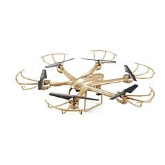 רחפן MJX X601H 4CH 6 ציר 2.4G עם מצלמה RC QuadcopterFPV / חזרה על ידי כפתור אחד / מצב ללא ראש / טיסת פליפ (התהפכות) 360 מעלות / גישה בזמן