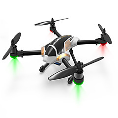 XK X251 Drone 6 akse 4 kanaler 2.4G RC quadrokopter 360 graders flyvning / Upside-Down Flight