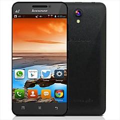 Lenovo® a3800d ram 512 + rom 4gb android 4.4 LTE älypuhelin 4,5 '' IPS näyttö, 5MP takakameran, 1700mAh akku