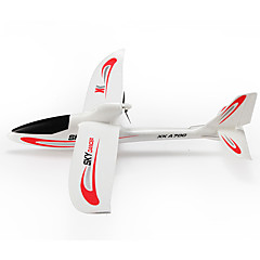 Wltoys XK A700-B 2.4G Sky King 3CH 750mm With Camera RC Airplane Compatible Futaba RTF