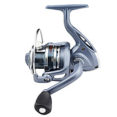 Spinning Reel / Role za ribolov Smékací navíjáky 5.5:1 6 Kuličková ložiska VyměnitelnýMořský rybolov / Bait Casting / Rybaření v ledu /