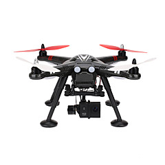 Dron XK X380-C 4Kanály 6 Osy 2.4G S 1080P HD kamerou RC kvadrikoptéraJedno Tlačítko Pro Návrat / Failsafe / Headless Režim / Ovládání