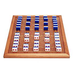 נחתים להזיז שחמט צבאי ימיים גדולים חומרים אקריליק לוח קצה מוצק עץ חבילת 3.7 כסף + לוח שחור