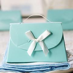 Geschenkboxen / Geschenktaschen / Plätzchen Beutel / Geschenk Schachteln(Blau,Kartonpapier) -Nicht personalisiert-Hochzeit / Jubliläum /