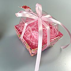 6 Kusů v sadě Favor Holder-kreativita Lepenkový papír Umělá hmota Dárkové krabice Nepřizpůsobeno