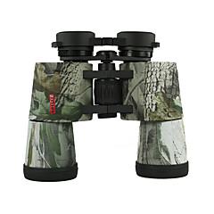 BRESEE 10 50mm mm Dalekohled BAK4 Voděodolný / Nemlží / Generic / Pouzdro / Armáda / Vysoké rozlišení / Spotting Scope / Noční vidění