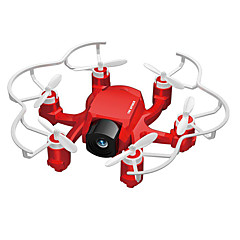 Drone FQ777 126C 4-kanaals 6 AS Met 2.0MP HD-cameraTerugkeer Via 1 Toets Headless-modus 360 Graden Fip Tijdens Vlucht Upside-Down Flight
