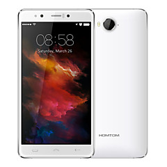 "HT10 5.5 "" Android 6.0 Smartphone 4G (Chip Duplo Deca Core 21 MP 4GB + 32 GB Preto / Branco)"